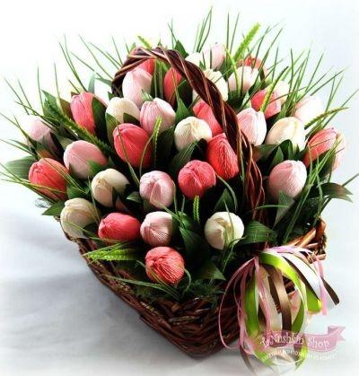 Тюльпаны фото с днем рождения   подборка 008
