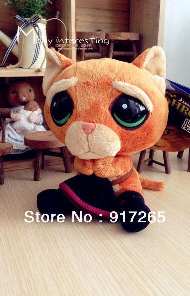 Фото Кот в сапогах с большими глазами подборка