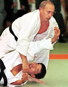Фото Путина в неформальной обстановке 022