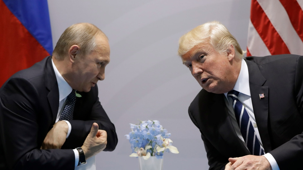 Фото Путин за столом   подборка 004