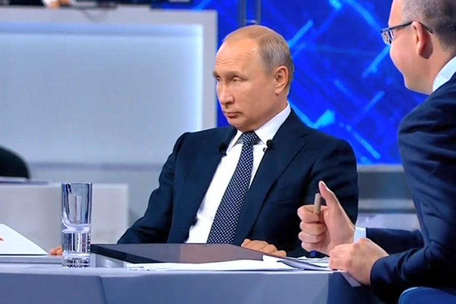 Фото Путин за столом   подборка 005