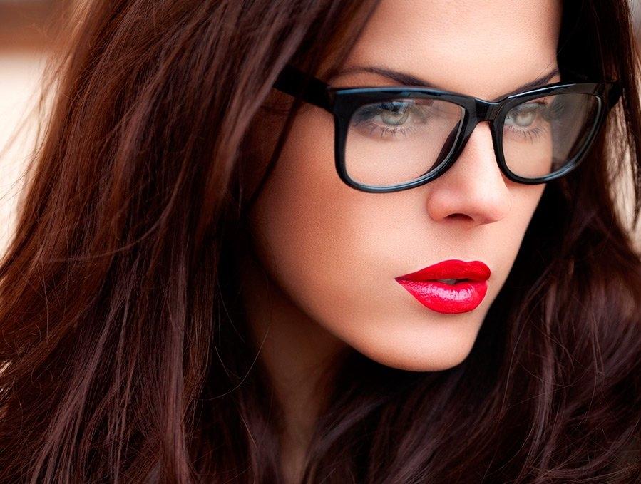 Фото блондинок девушек в очках подборка 002