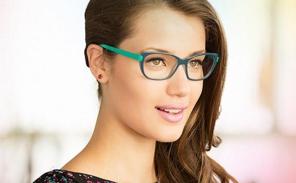 Фото блондинок девушек в очках подборка 003
