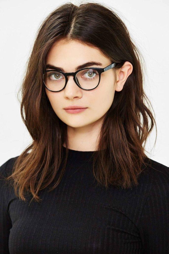 Фото блондинок девушек в очках подборка 016