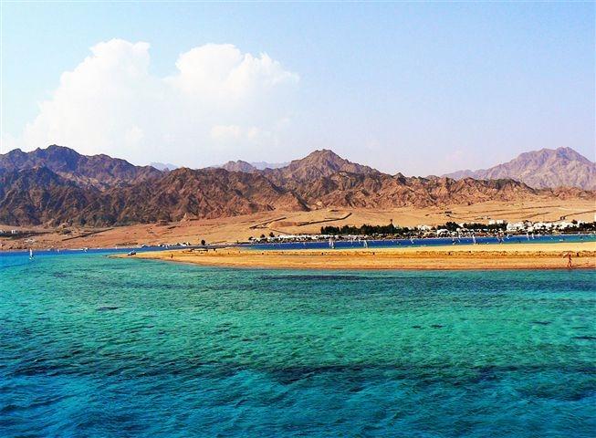 Фото в море в Египте   подборка 001