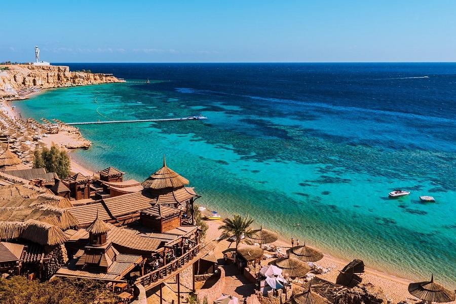 Фото в море в Египте   подборка 016
