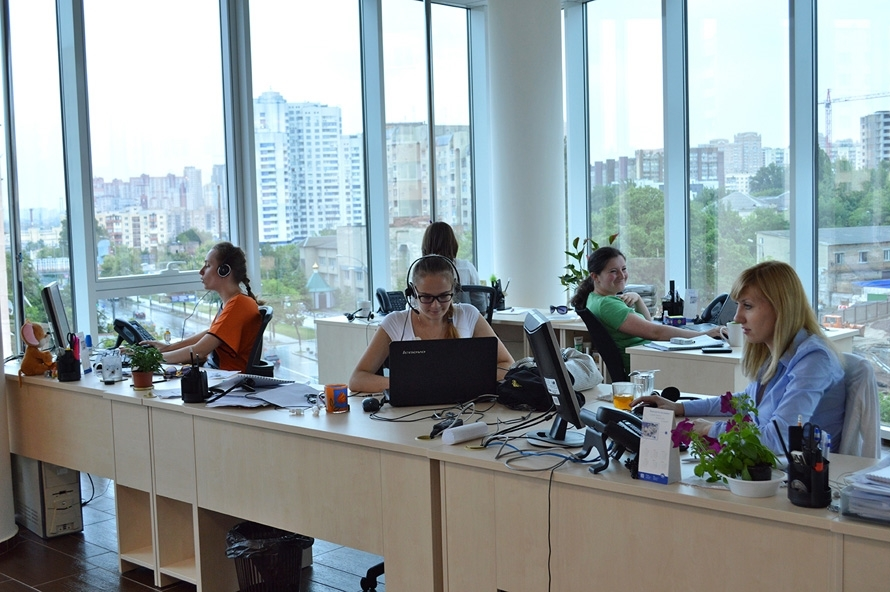 Фото в офисе работников   подборка 020