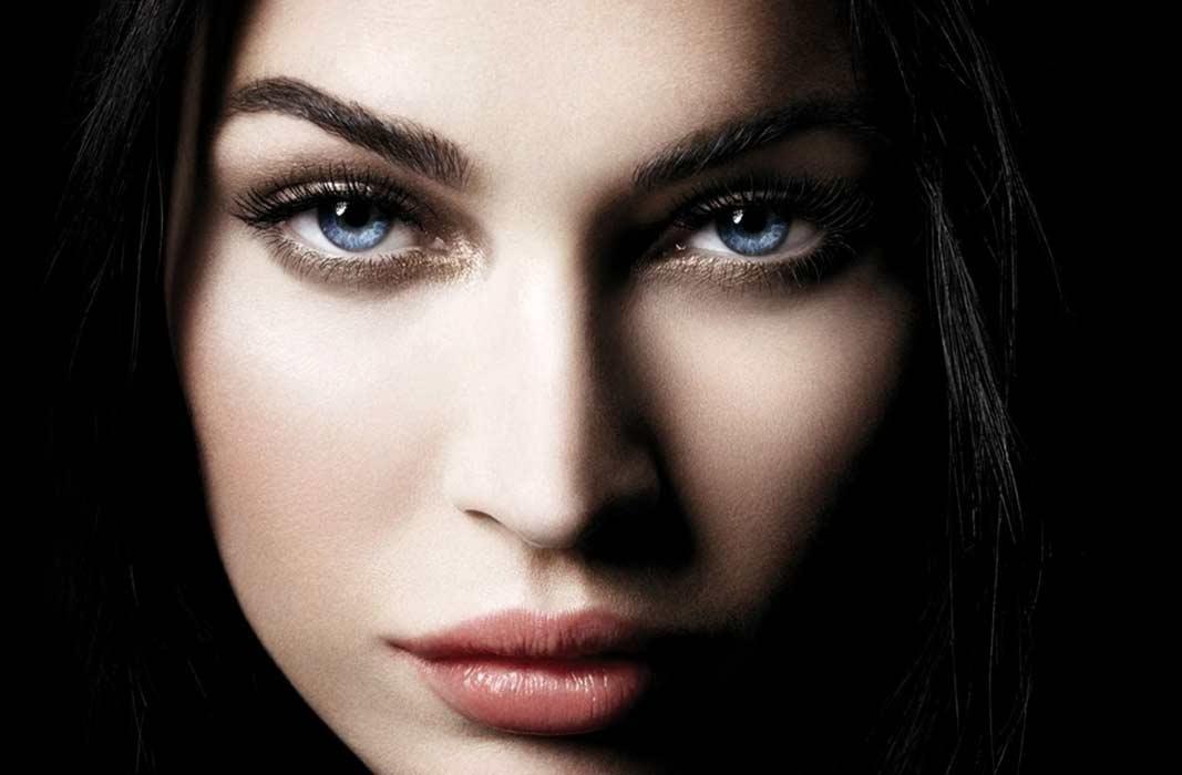Фото глаза девушек карие   красивая подборка 025