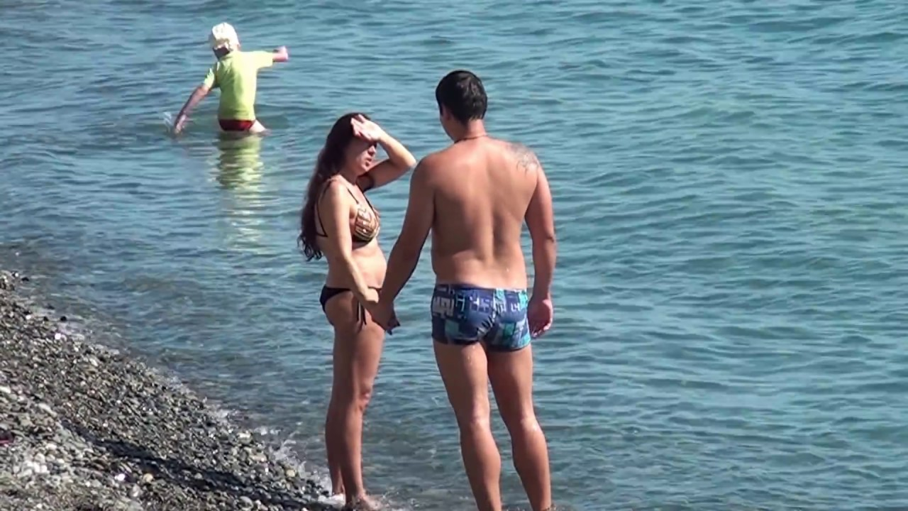 Фото девушек на пляже в России   подборка (5)