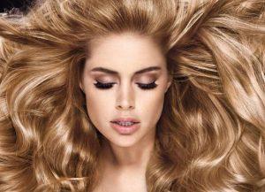 Фото девушек с красивыми волосами 024