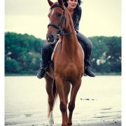 Фото девушки верхом на лошадях   подборка 022