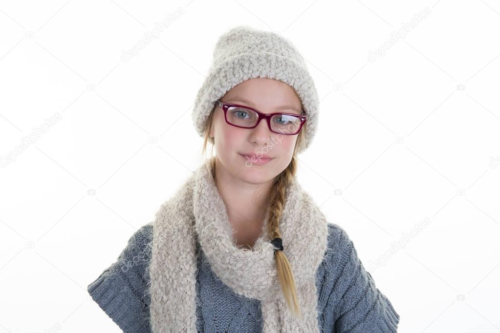 Фото девушки в очках блондинки   милые картинки 012