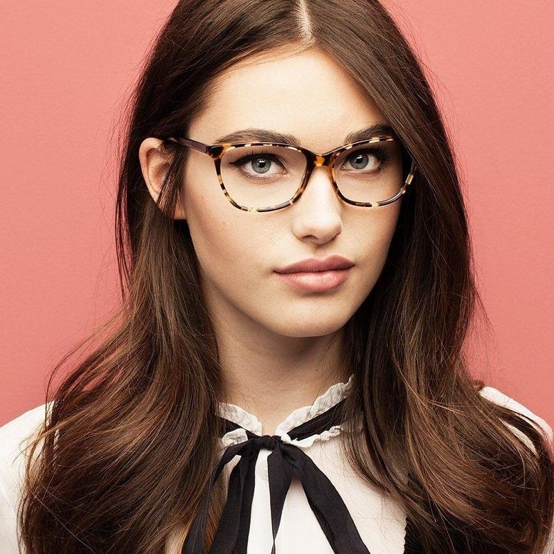 Фото девушки в очках блондинки   милые картинки 016