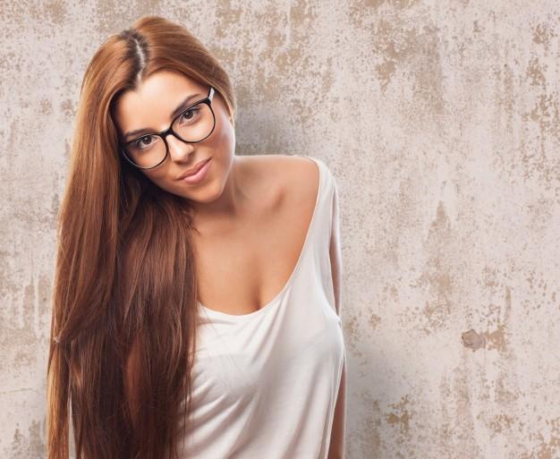 Фото девушки в очках блондинки   милые картинки 020
