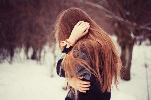 Фото девушки красивое спиной 023
