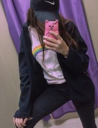 Фото девушки на аву в ВК селфи   сборка аватарок (25)