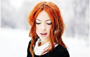 Фото девушки русой сзади   подборка 016