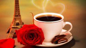 Фото дождь и кофе   красивые картинки025