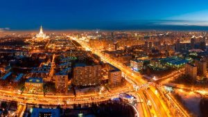 Фото и картинки красивые Москва023