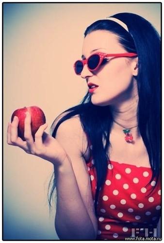 Фото картинки девушек брюнеток   подборка023