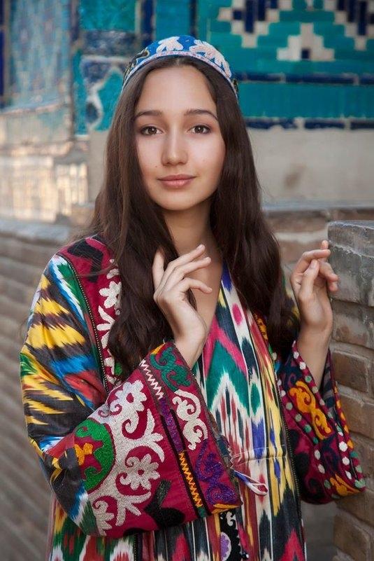 Фотка узбеки девушка