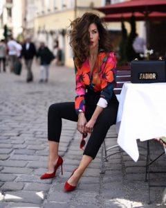 Фото красивые девушки в одежде   подборка 023