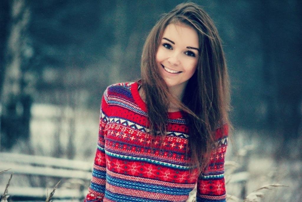 Фото красивых девушек из ВК   подборка 024