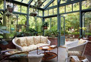 Фото красивых домов и коттеджей с садом   подборка (17)