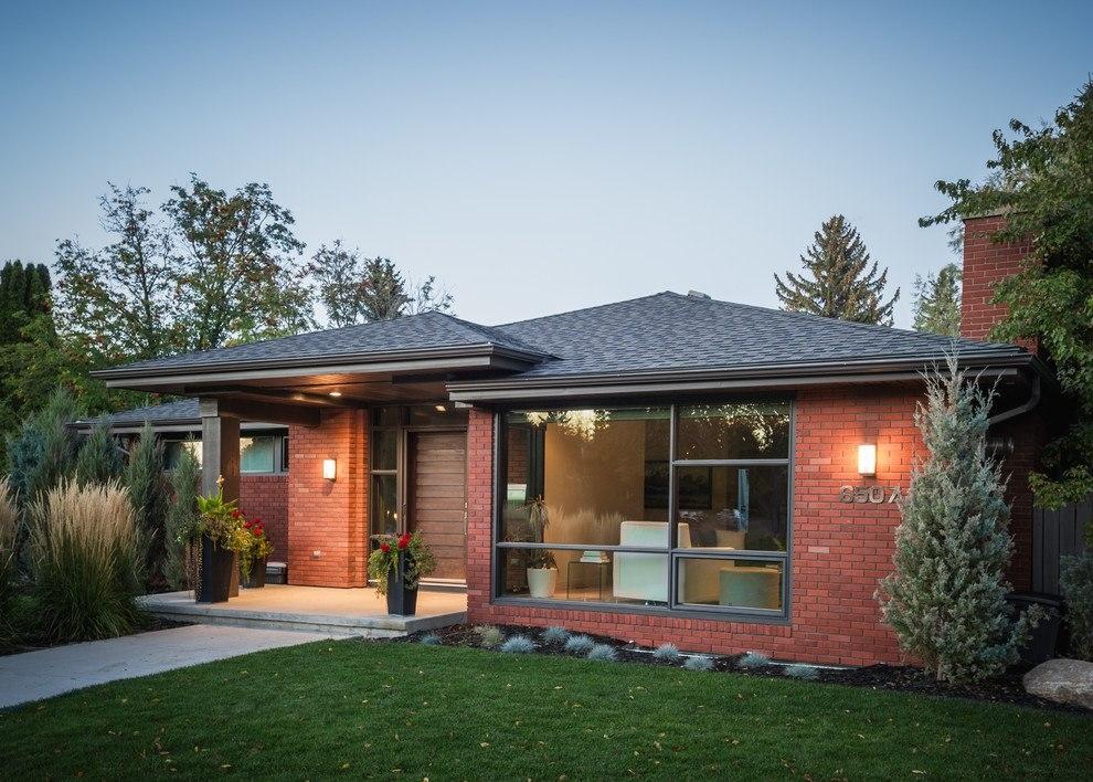 уютные одноэтажные домики фото дом качестве первой