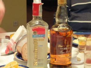 Фото на столе алкоголь   картинки 025