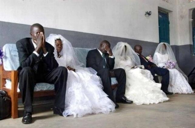 Фото невесты и жениха смешные и веселые 029