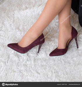 Фото ноги в туфлях на высоких каблуках   подборка (19)