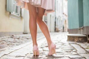 Фото ножки в красивых туфлях   подборка 020
