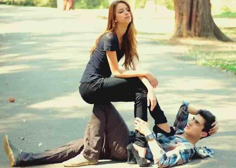 Фото парень перед девушкой на коленях   сборка картинок (8)