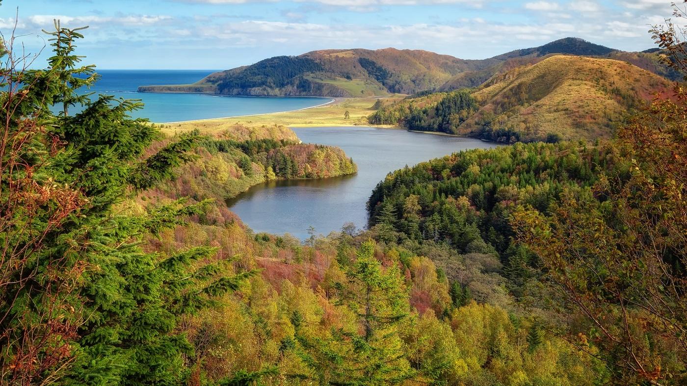 Фото пейзажи природы красивые в высоком разрешении020