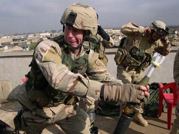 Фото приколы военные   смешные картинки 007
