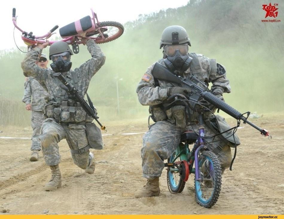 Фото приколы военные   смешные картинки 009