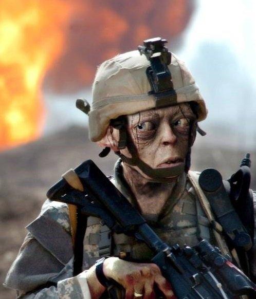 Смешные картинки вояки