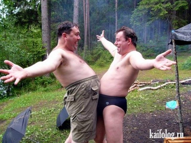 Фото приколы пьяных мужиков   подборка 007