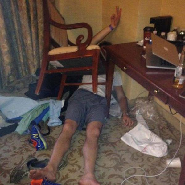 Фото приколы пьяных мужиков   подборка 013