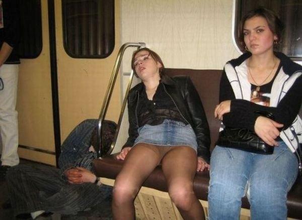 Фото приколы пьяных мужиков   подборка 017