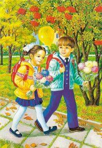 Фото ребенка на тему осень   милая подборка 023