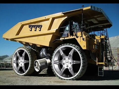 Фото самые большие машины в мире 001