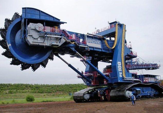 Фото самые большие машины в мире 002