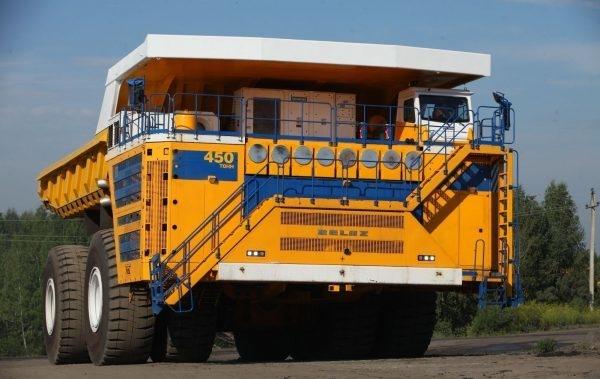 Фото самые большие машины в мире 004