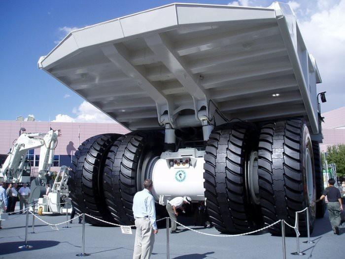 Фото самые большие машины в мире 005