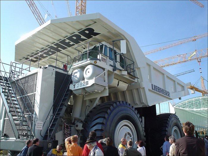 Фото самые большие машины в мире 009