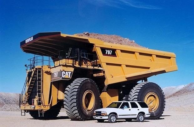 Фото самые большие машины в мире 010