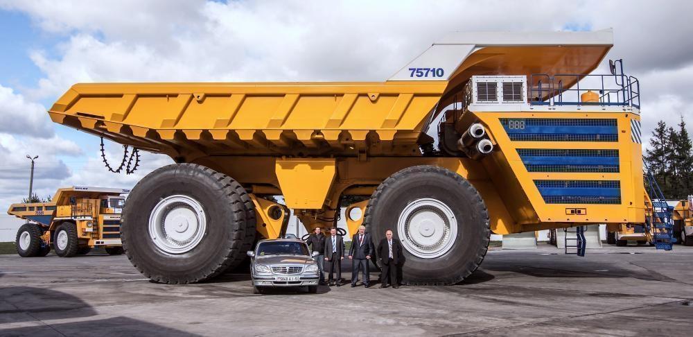 Фото самые большие машины в мире 019