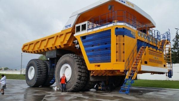 Фото самые большие машины в мире 024